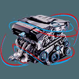 Ремонт и обслуживание двигателей BMW