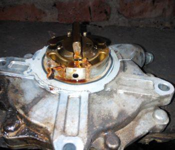 Герметизация вакуумного насоса BMW - изображение 1. BMWN46.ru